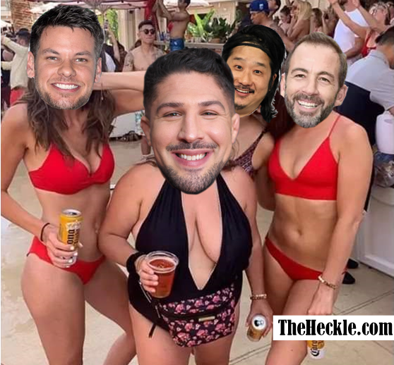 Brendan Schaub: The Fat Chick In The Group